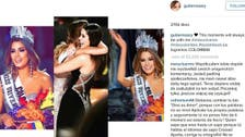 'Everything happens for a reason,' says dethroned Miss Colombia