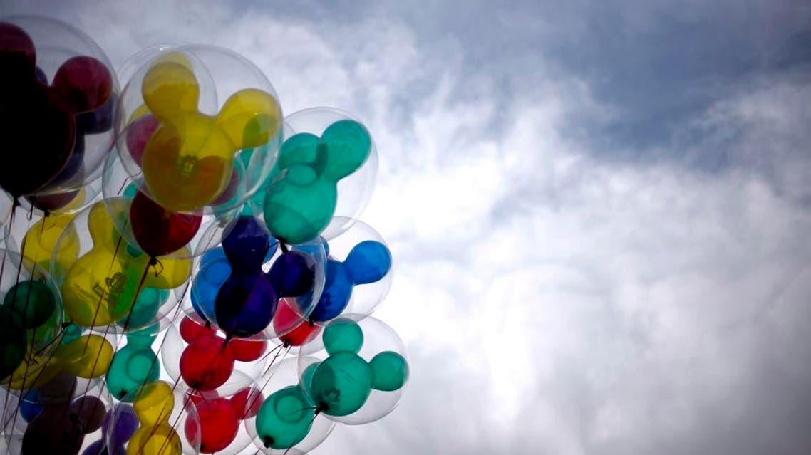 Disneyland AP balloons baloons