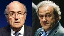 FIFA panel tells Blatter and Platini why they were banned