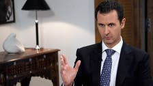 Syrian government says ready to join U.N. talks to end conflict