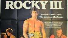 Stallone's Rocky memorabilia auction fetches $3 million