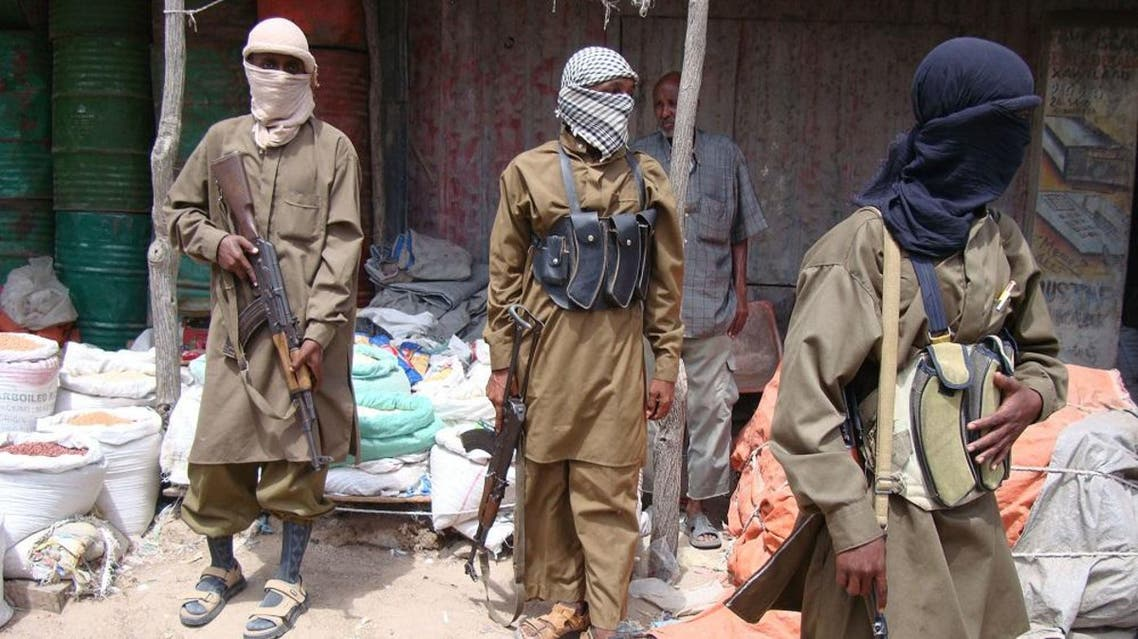Al Shabaab took over Bariirey about two months ago. It identified the men as the head of Mareerey, a small town that the militants seized this month, and a military officer, whom the group said it had captured at sea. | File Photo:  AP
