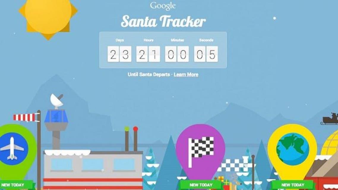 Google Santa Tracker   (Google Blog\)