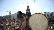 Violence clouds Christmas in Bethlehem