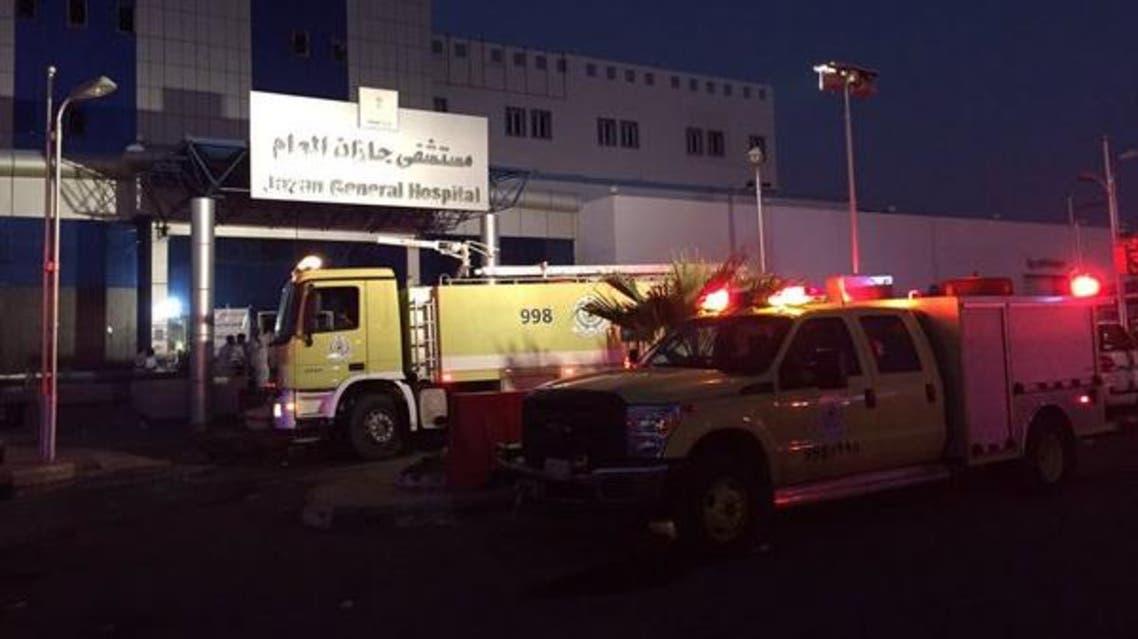 saudi civil defense