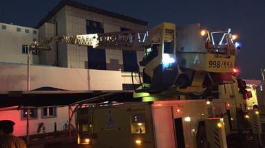 السعودية.. 25 وفاة و123 إصابة في حريق #مستشفى_جازان
