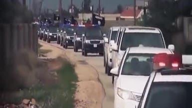 تجميد إجلاء مقاتلي #داعش من جنوب دمشق إلى الرقة