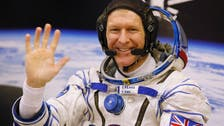 British astronaut dials wrong number on Christmas call from space