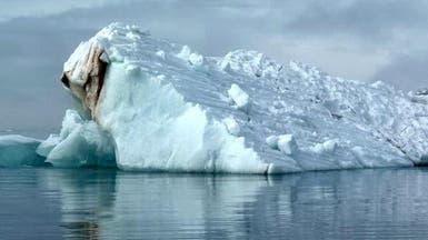 العثور على جزيئات من البلاستيك في جليد القطب الشمالي