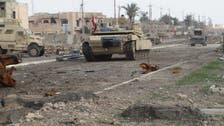 Iraqi forces consolidate position in Ramadi