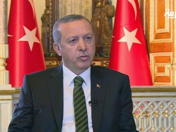 أردوغان يهاجم برلين ويتهم صحافياً ألمانياً بالتجسس