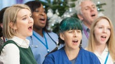UK doctors and nurses beat Bieber to top Christmas charts