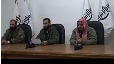 """""""جيش الإسلام"""" يعلن #عصام_بويضاني قائدا بعد مقتل #علوش"""