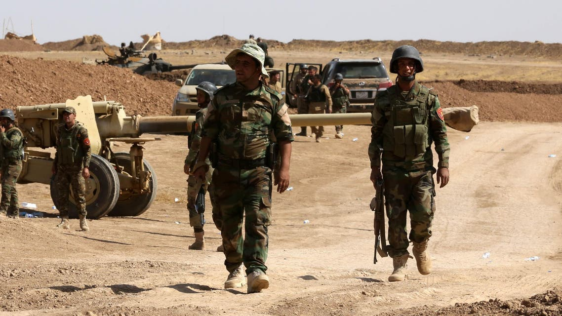 Iraqi forces, including fighters from the Popular Mobilisation paramilitary organization and from the Kurdish peshmerga, have been slowly closing in on Hawijah in recent months