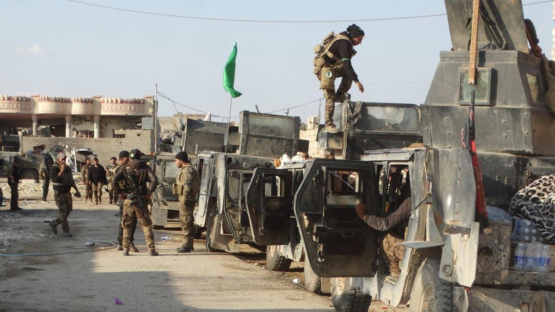 عناصر من القوات المشتركة - العراق 3