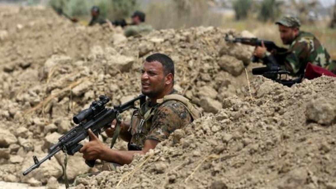 الجيش العراقي الحرب على داعش جيش العراق