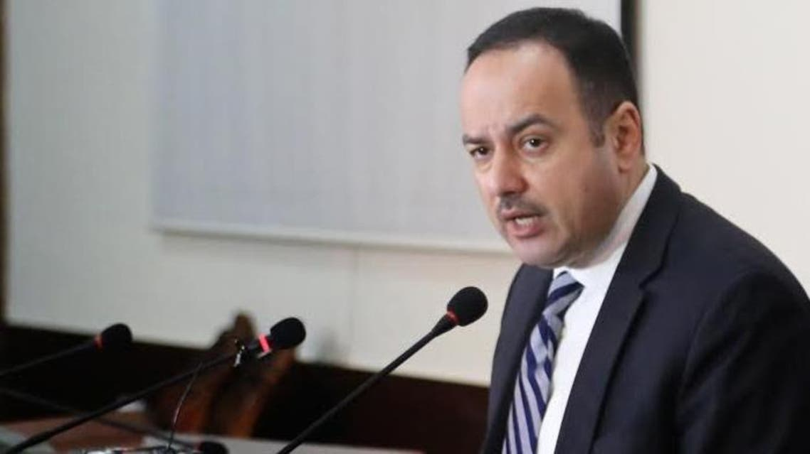 حکیمی وزیر مالیه افغانستان