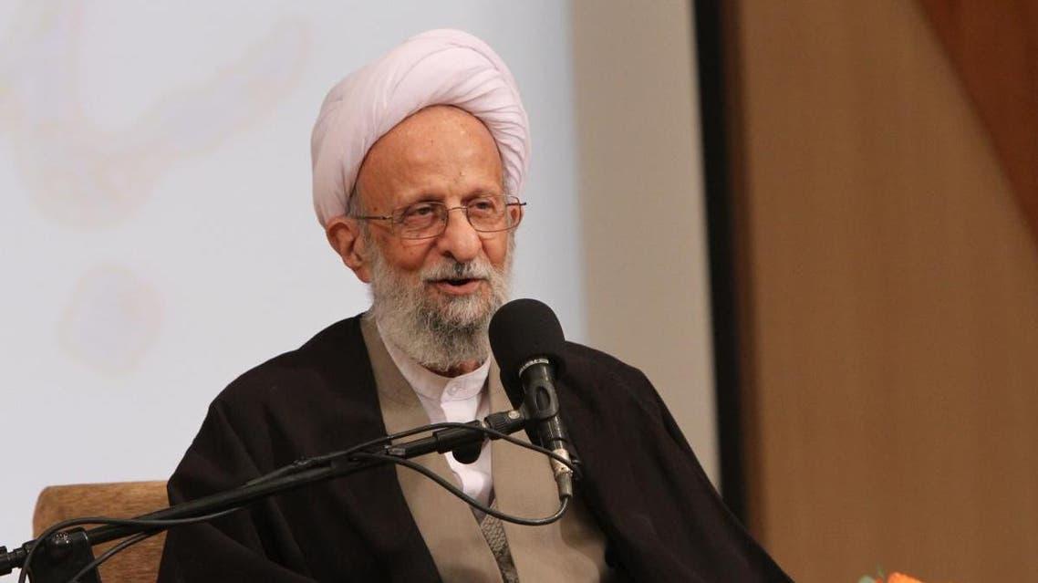 محمد تقي مصباح يزدي، رجل الدين المتشدد المقرب من المرشد الايراني علي خامنئي