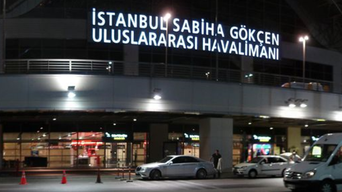 مطار صبيحة باسطنبول