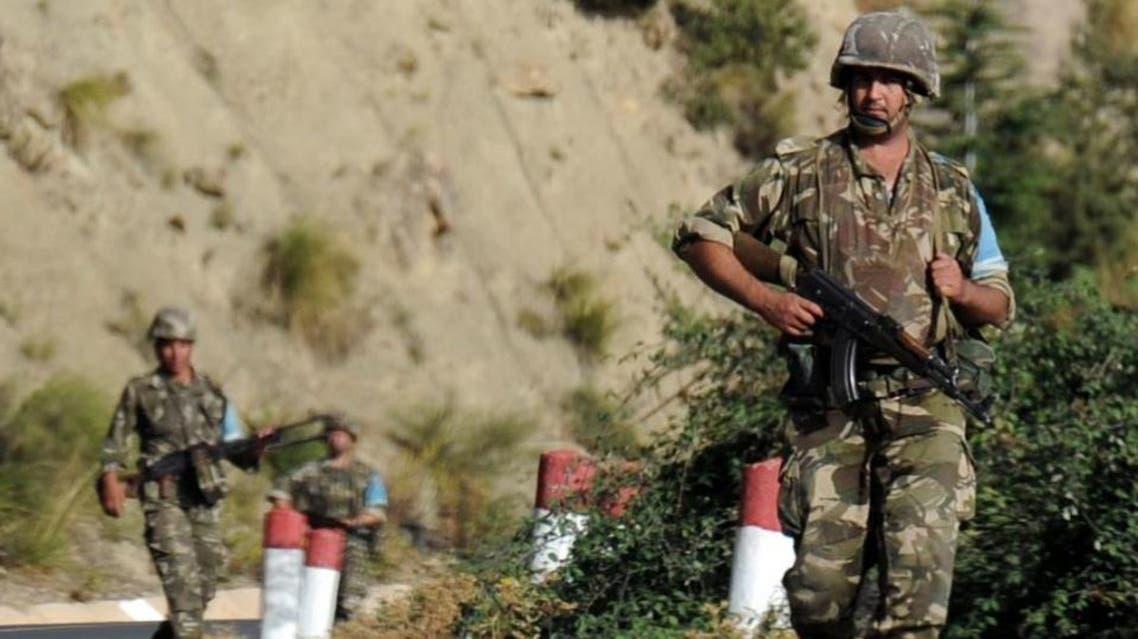 Algerian Troops | File Photo: AFP