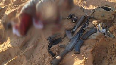 قوات الأمن المصرية تقتل 14 متطرفاً في شمال سيناء