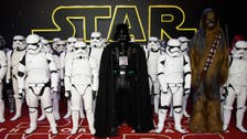 New 'Star Wars' film hits $1bn at box office, smashes Christmas Day record