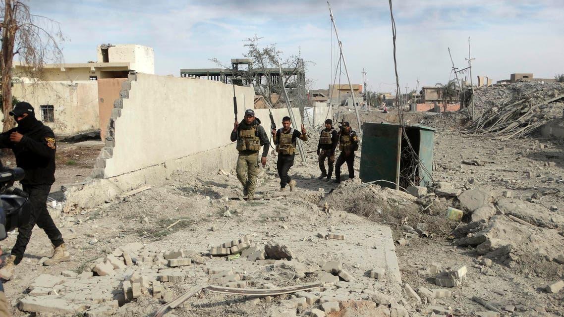 The liberation of Iraq's Ramadi