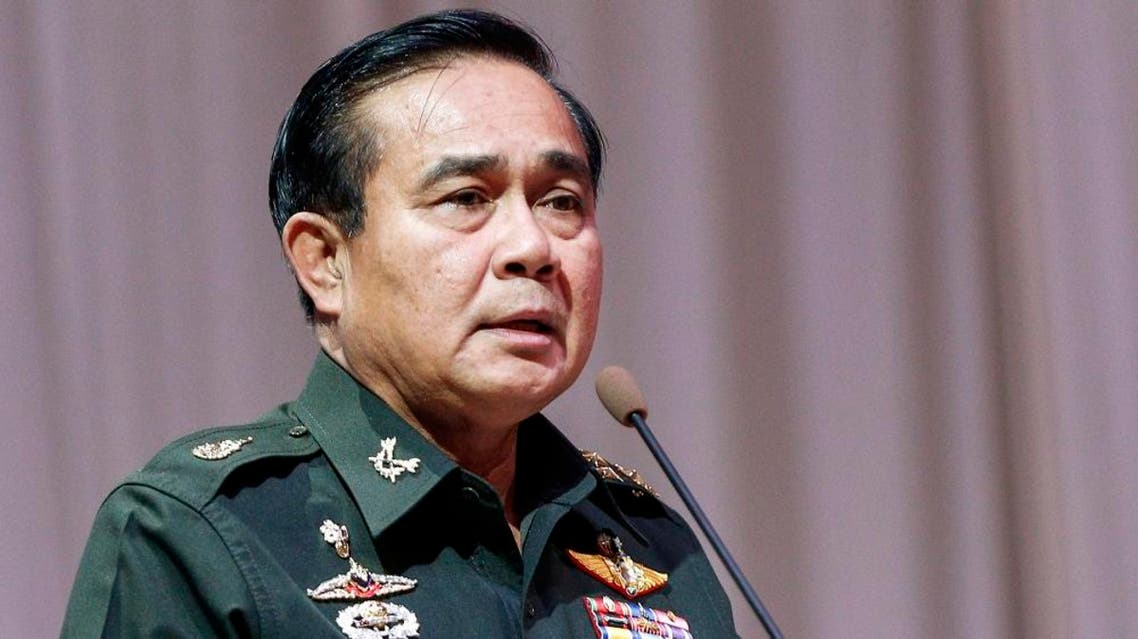 Thai Prime Minister Prayut Chan-O-Cha   Reuters
