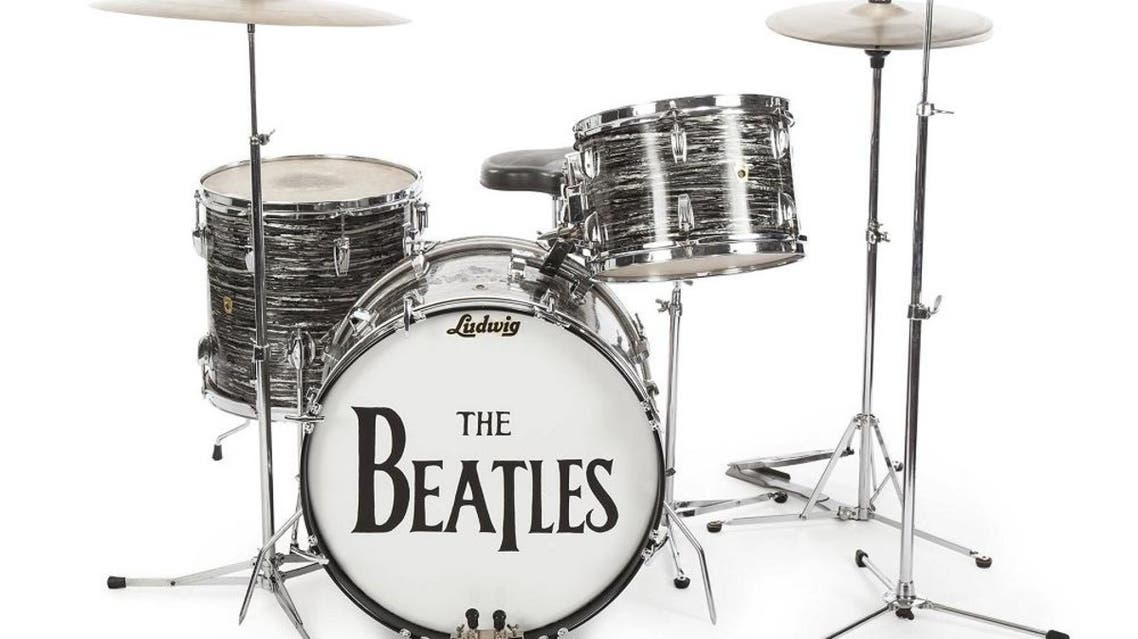 Spotify said that fans in the first three days had streamed Beatles songs 70 million times – which means that on average every user of the site listened to one Beatles song around the Christmas holiday (File Photo: Reuters)