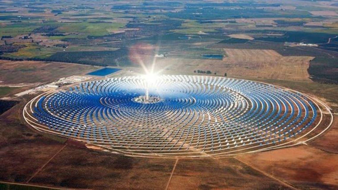 محطة نور-1 للطاقة الشمسية - المغرب