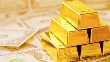 الذهب يفشل بالبقاء فوق 1100 دولار للأونصة