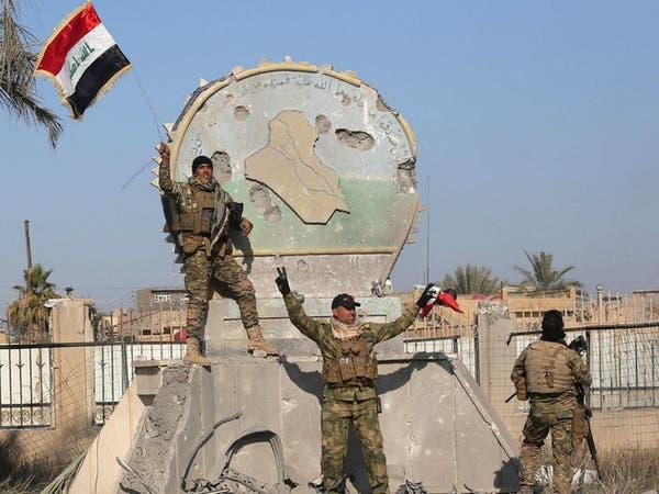 القوات العراقية تدخل شرق هيت بالأنبار