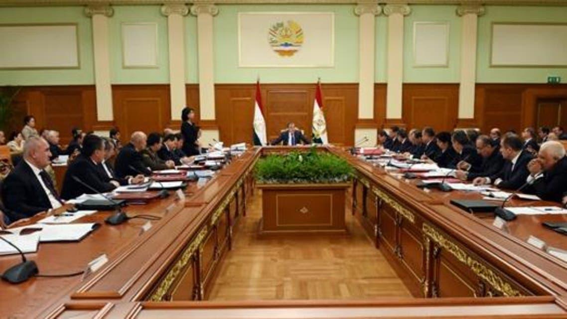 شورای عالی تاجیکستان