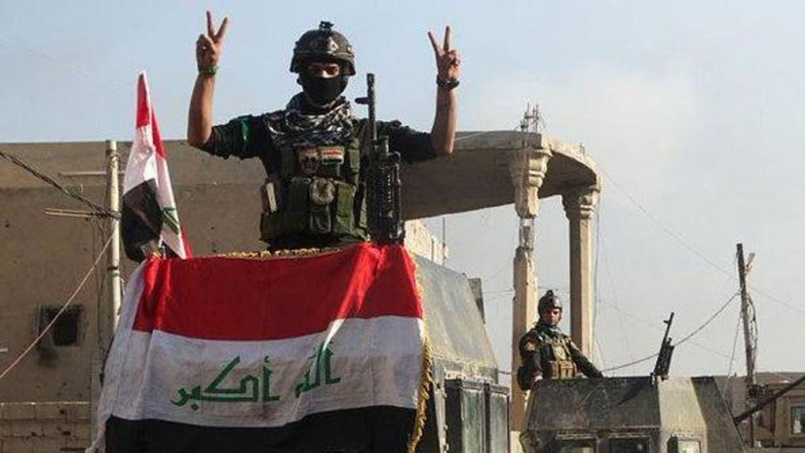 الجيش العراقي يحرر الرمادي جيش العراق الحرب على داعش