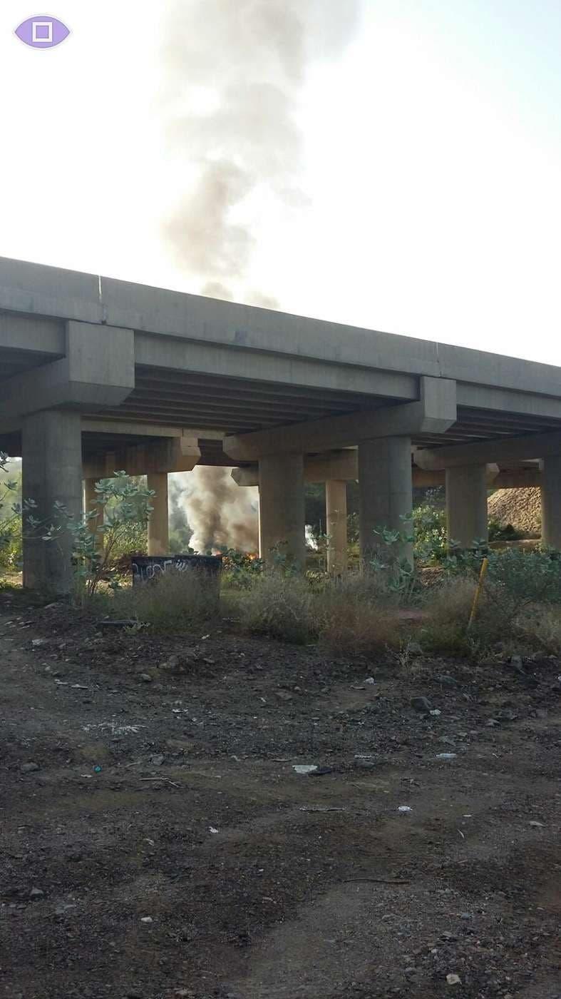 صور لسقوط المقاتلة البحرينية