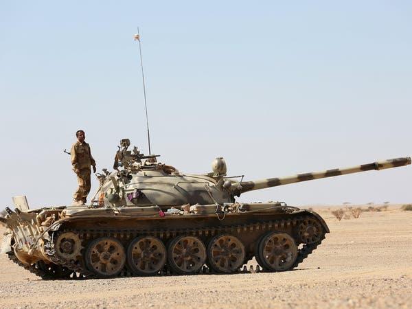 الجيش اليمني يسيطر على معسكر الخنجر بمحافظة الجوف