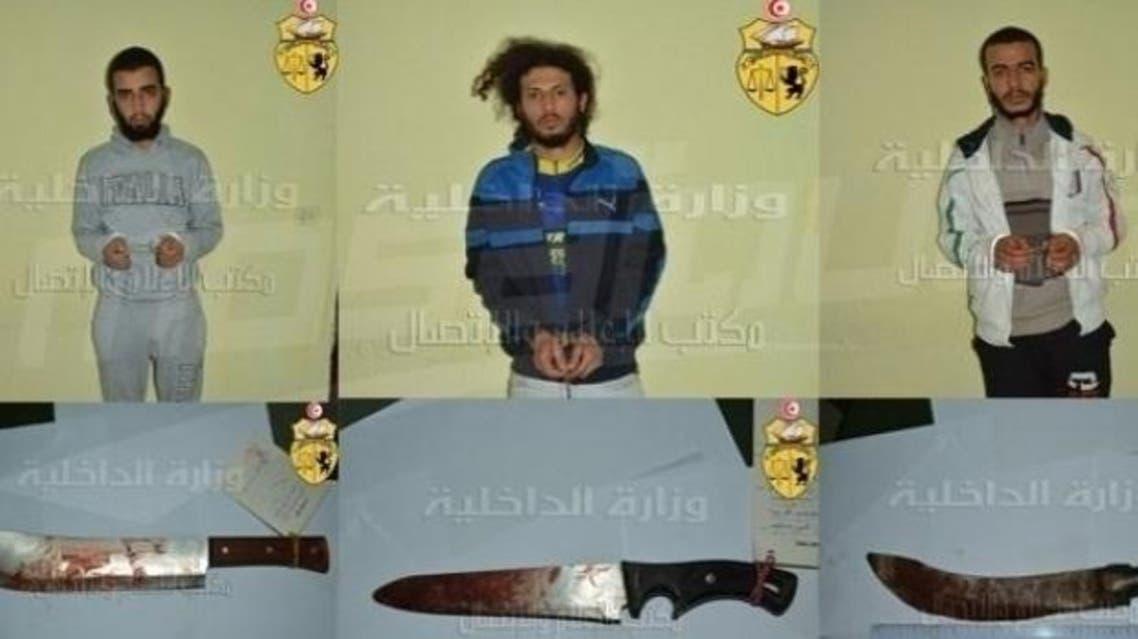 المتورطون في مقتل رجل أمن تونس