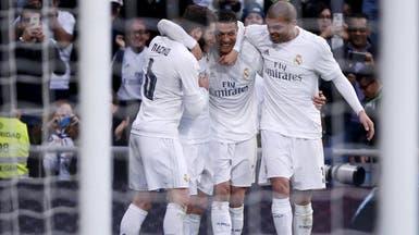 ريال مدريد يودع 2015 بثلاثية في مرمى سوسييداد