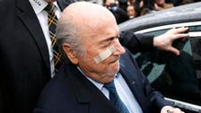 Blatter gives up on FIFA, says fighting for his honor