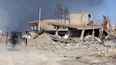 العراق.. تقدم جديد في استعادة ما تبقى من الرمادي