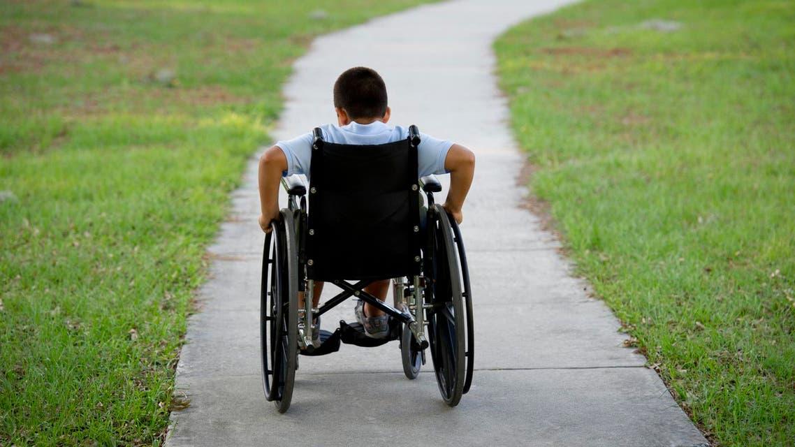 handicap child