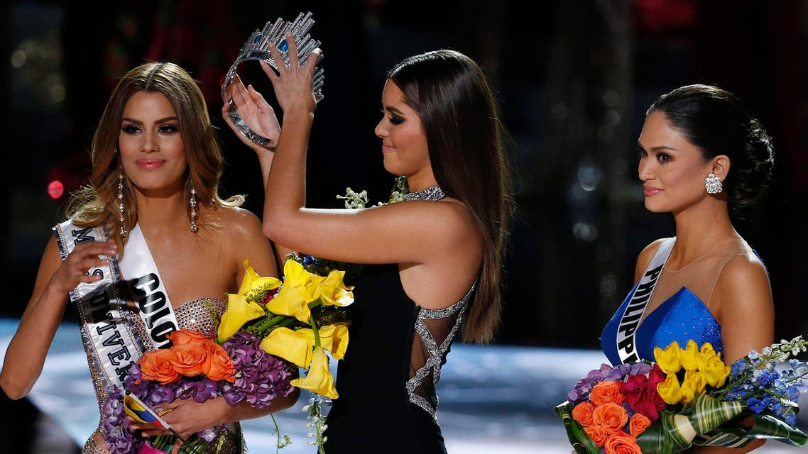 Miss Colombia calls #MissUniverse mix-up a humiliation http://ara.tv/nb2ry