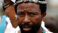 Tribal king in South Africa faces jail time