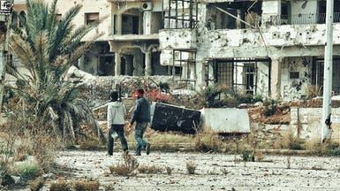 """سوريا.. المساعدات تدخل حي """"الوعر"""" في حمص"""