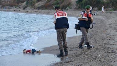 اليونان.. انتشال جثة رضيع إثر غرق مركب مهاجرين