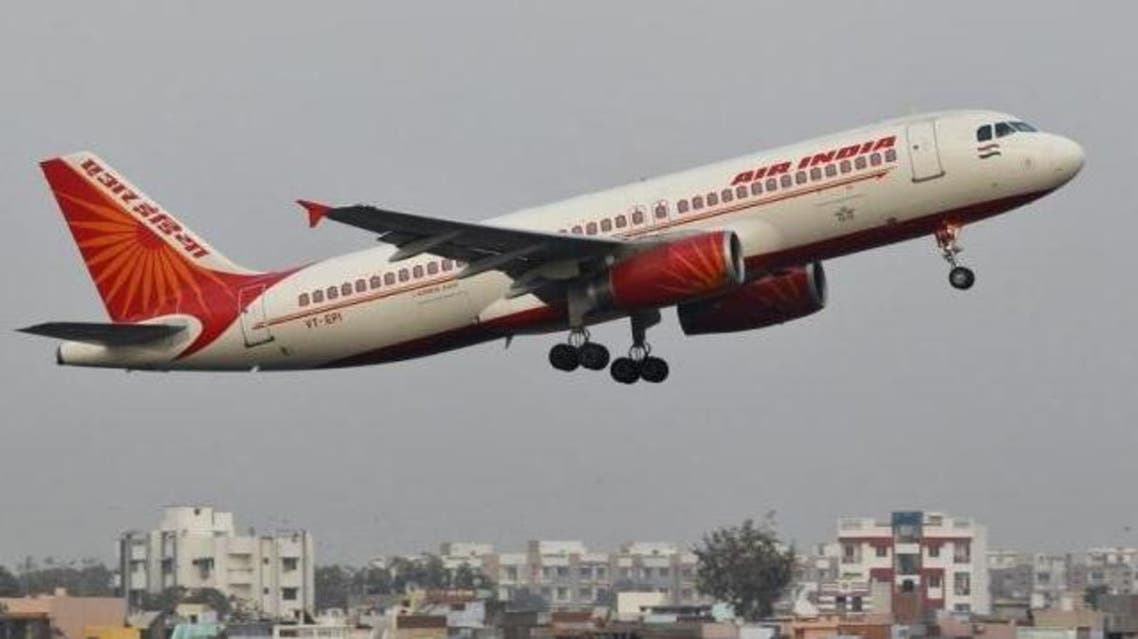 An Air India passenger plane takes off from Sardar Vallabhbhai Patel International Airport in Ahmedabad January 30, 2013.