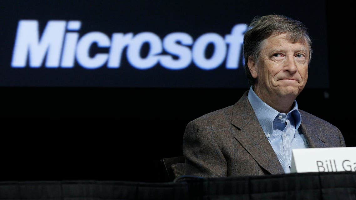 Microsoft Corp. Chairman Bill Gates listens during the company's annual shareholders meeting Tuesday, Nov. 15, 2011, in Bellevue, Wash. (AP