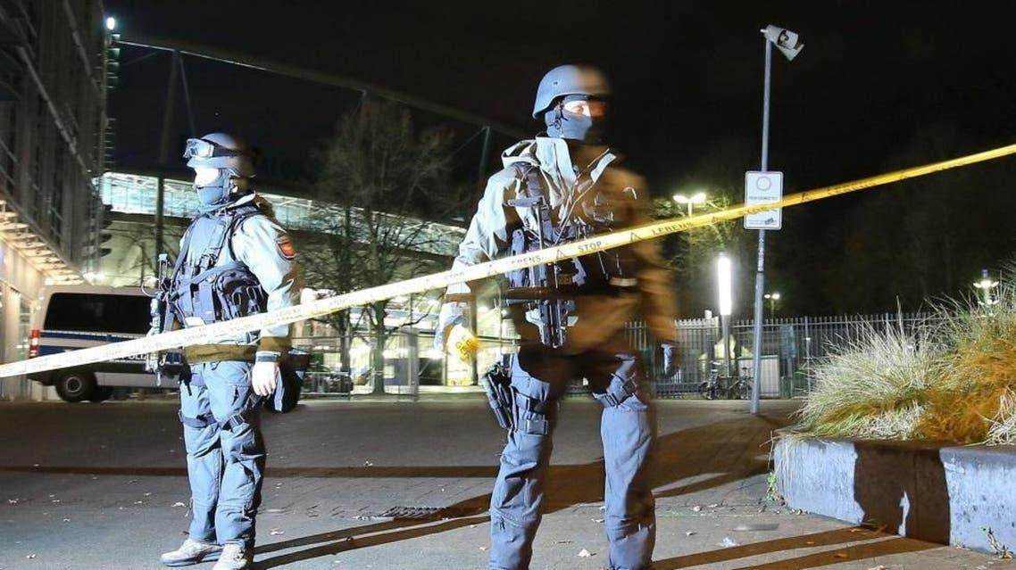 الشرطة في المانيا