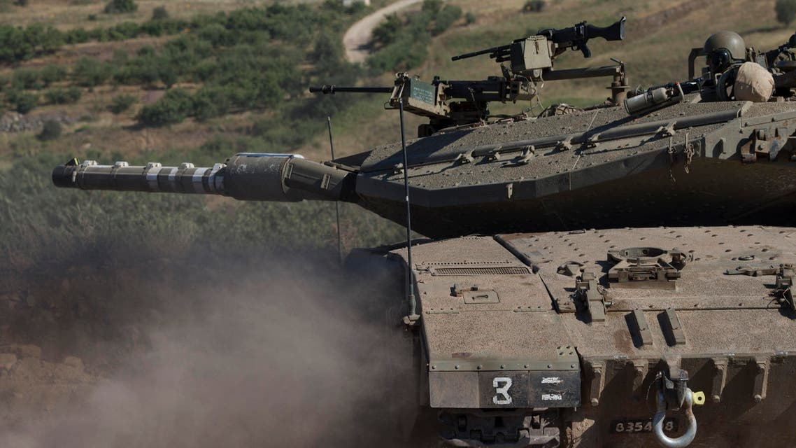 Rebels said the attacks began at dawn, when the army stormed the village of Samdaniya al Gharbiya, near the border with Israel