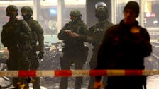 Shots fired in Berlin city center, police block area